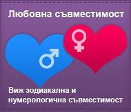Любовна съвместимост и любовен хороскоп