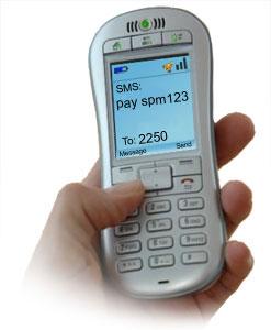 SMS на кратък номер